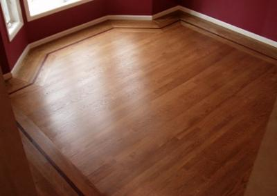 Pin wood stain color chart on pinterest for Hardwood flooring zero voc