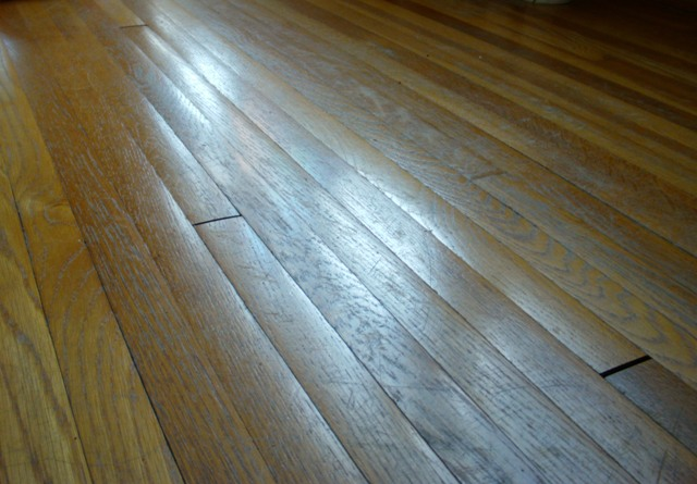 Wood Floors Buckling Do Not Sand