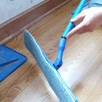Broken Microfiber Mop Handle