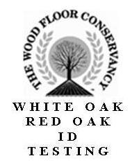 White Oak Red Oak Testing Logo